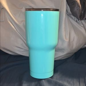 Other - Blue Stainless Steel Cup